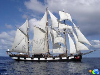 A C Yacht Brokers - Figge Schiffswerft Three-masted schooner