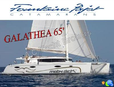 A C Yacht Brokers - Fountaine Pajot Galathéa 65