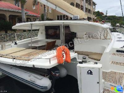 Caribbean Yacht Broker - Fountaine Pajot Salina 48 evolution