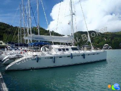 Caribbean Yacht Broker - Fountaine Pajot Marquise 56
