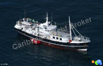 Caribbean Yacht Broker - Dunston Shipyard UK Expedition Vessel