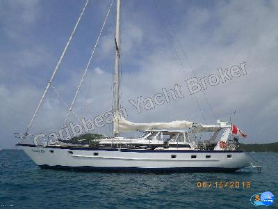 Caribbean Yacht Broker - T.D. Manufacturing, Vancouver B.C. Canada Simpson Aluminum Cutter 72