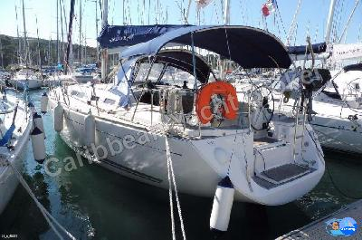 Caribbean Yacht Broker - Dufour 455 Grand Large