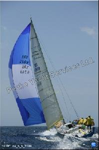 Peake Yacht Services Ltd. - Henderson Yachts 30 Racing Yacht