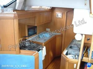 Peake Yacht Services Ltd. - Oyster Marine Oyster 55