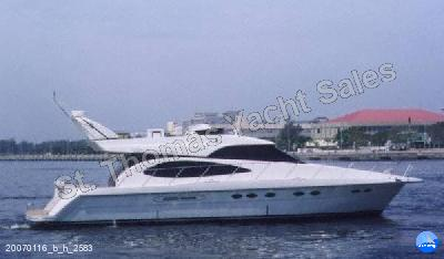 St. Thomas Yacht Sales - Dyna Craft