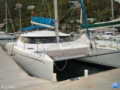BVI Yacht Sales Ltd. - Fountaine Pajot Lavezzi