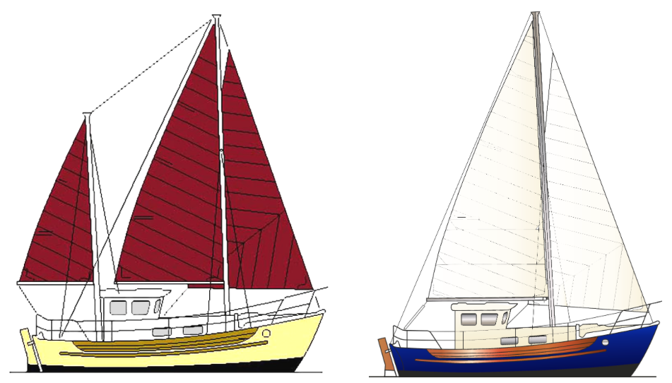Fisher Yachts 25 - rig.png