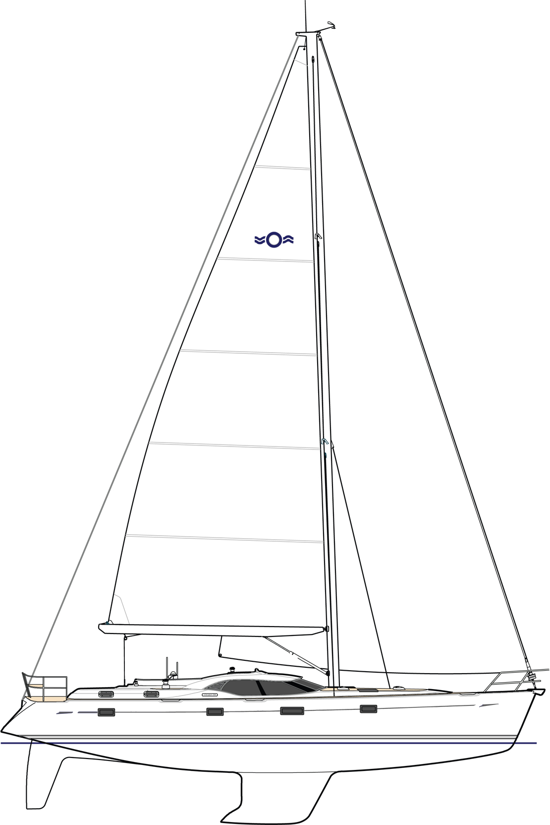 Oyster Marine 545 - oysteryachts-yachts-545_sail_plan.jpg
