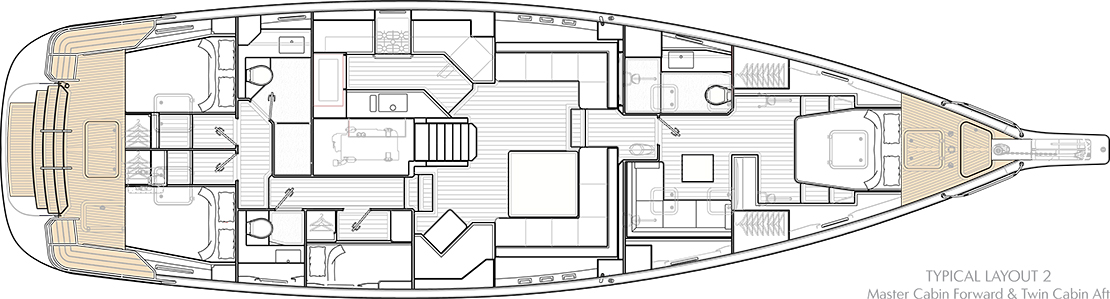 Oyster Marine 675 - oysteryachts-yachts-675_typical_layout_2.jpg