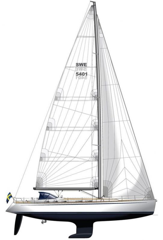 Sweden Yachts 54 - SY54-Sail-Plan-542x800.jpg