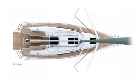 Bavaria Cruiser 33 - deck.jpg