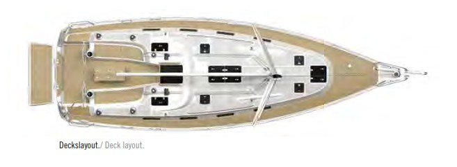 Bavaria Cruiser 40 - deck.jpg