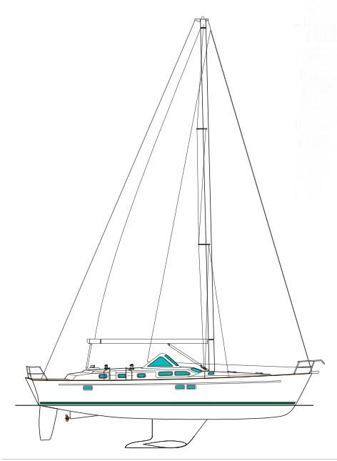 beneteau oceanis 42 cc 2003