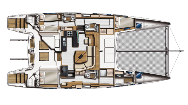 Catana 55 - C55-owner-version-dressing.jpg