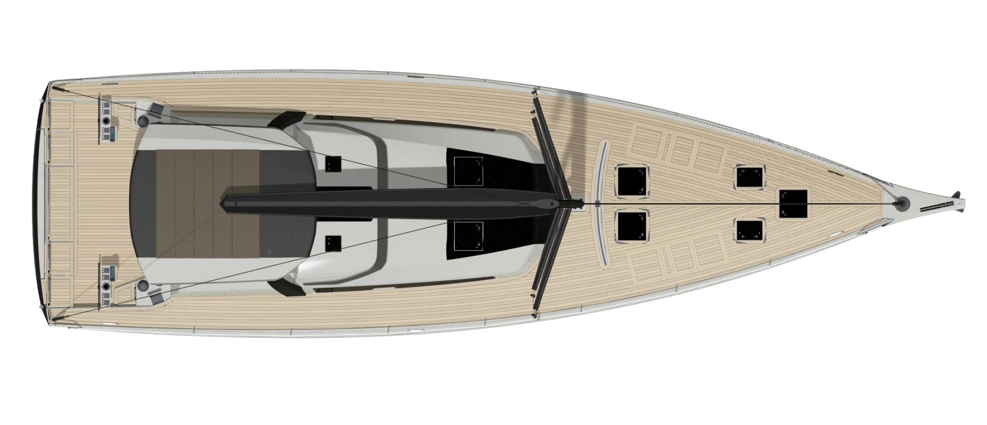 Dufour Exclusive 63 - deck.jpg