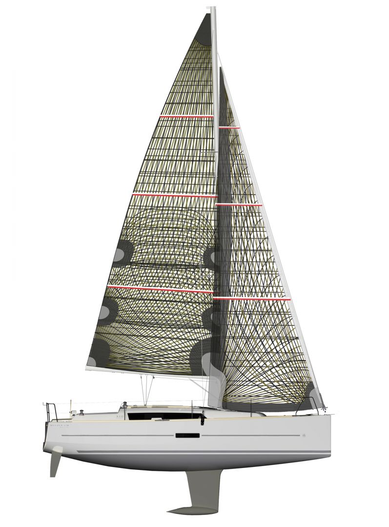 Dufour 310 Grand Large - rig.jpg