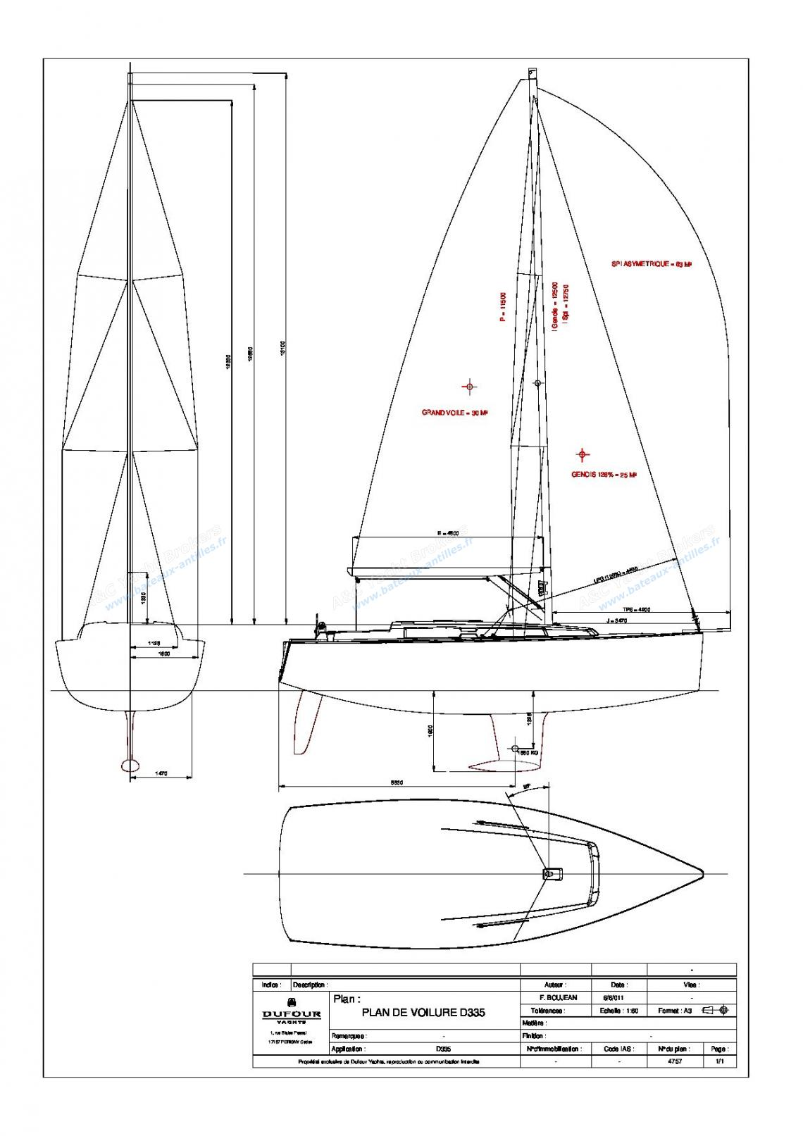 Dufour 335 Grand Large - rig_plan.jpg