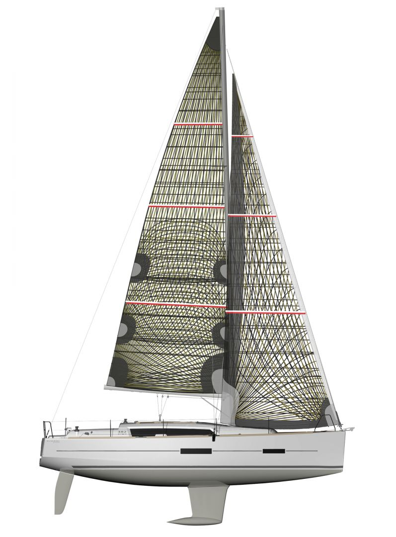 Dufour 382 Grand Large - rig.jpg