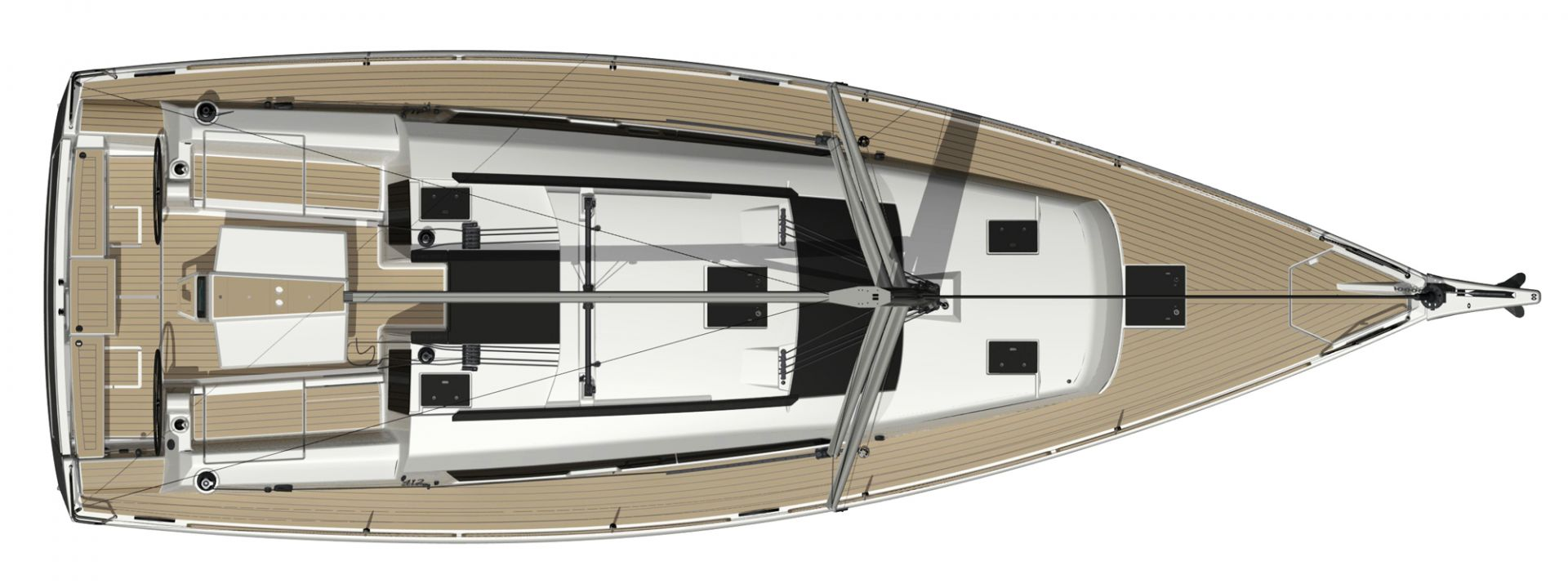 Dufour 412 Grand Large - deck.jpg