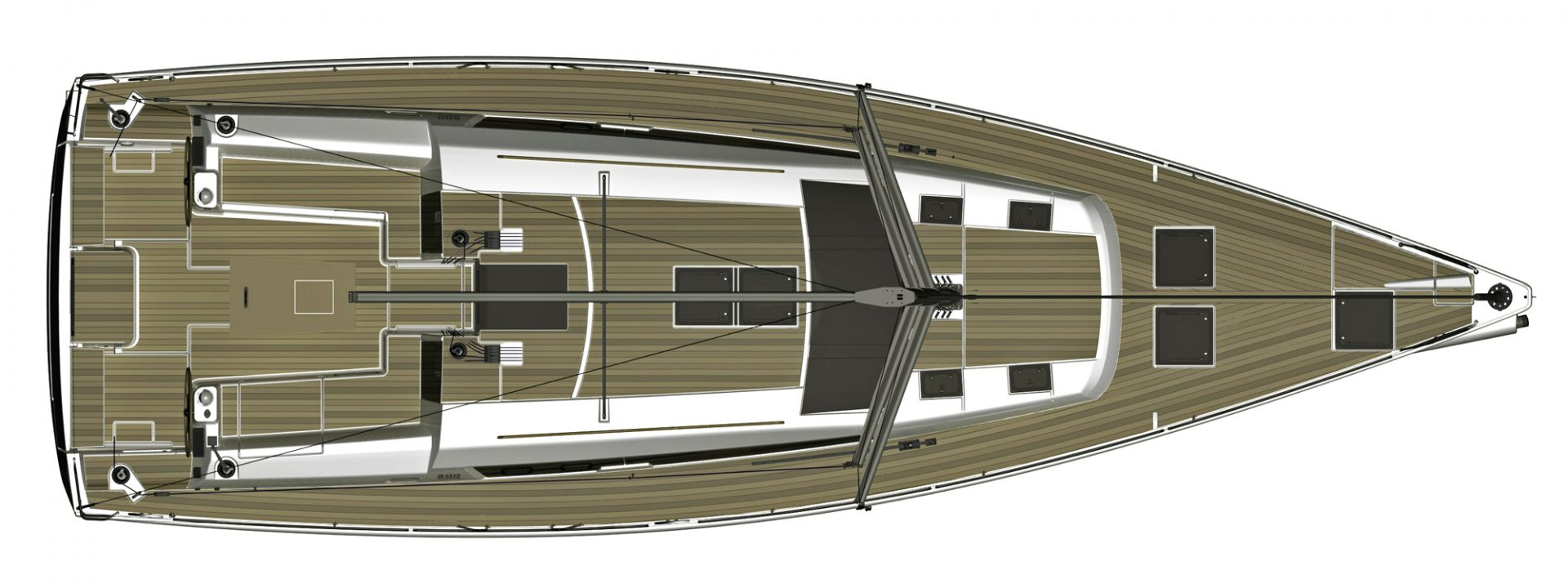 Dufour 512 Grand Large - deck.jpg