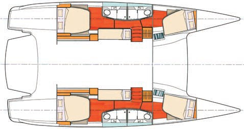 Fountaine Pajot Salina 48 evolution - cab.jpg