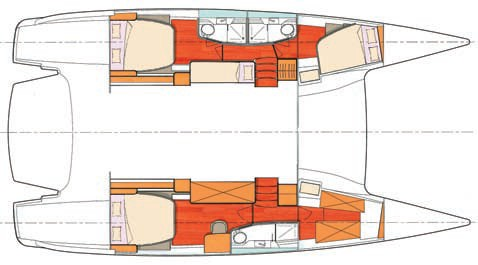 Fountaine Pajot Salina 48 evolution - cab_mastro.jpg