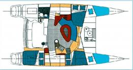 Fountaine Pajot Tobago 35 - layout.jpg