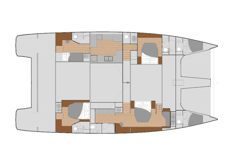 Fountaine Pajot Power 67 - power-67-layouts5.jpg