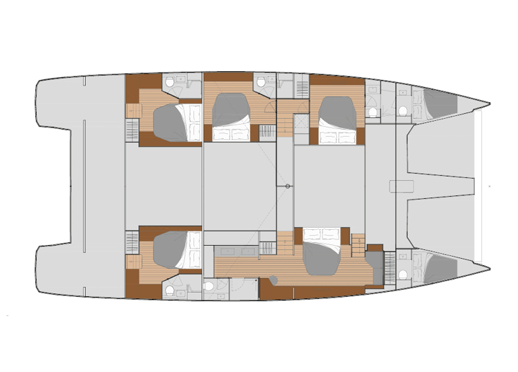 Fountaine Pajot Power 67 - power-67-layouts6.jpg